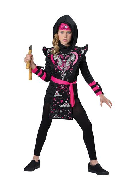 ninja girl costume ninja costumes