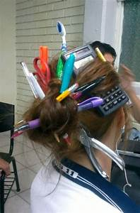 Ideas for Crazy Hair Day at School for Girls and Boys Stay At Home Mum Girls hair