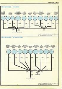 1969 El Camino Wiring Diagram Lights