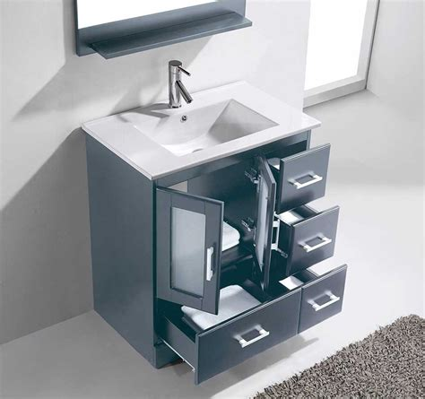 Vanity Ideas Amusing 30 Inch Vanity With Drawers 30inch