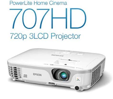 epson powerlite home cinema 707 gold edition 720p 2700