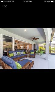 Lanai Decor | Lanai, Lanai decorating, House design