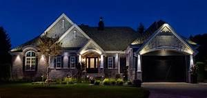 Éclairage Façade Maison : eclairage exterieur maison ancienne ~ Melissatoandfro.com Idées de Décoration