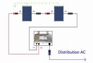 Kit Panneau Solaire Autoconsommation : kit solaire autoconsommation 500w avec micro onduleurs ~ Premium-room.com Idées de Décoration