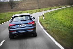 Audi Q3 Restylé : audi q3 restyl il peaufine ses arguments photo 6 l 39 argus ~ Medecine-chirurgie-esthetiques.com Avis de Voitures