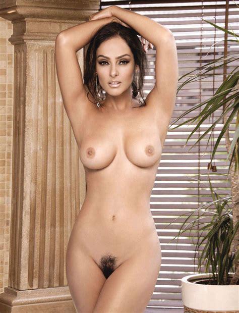 Andrea Garcia Naked Hotness For H Extremo Magazine | 69orgy.com