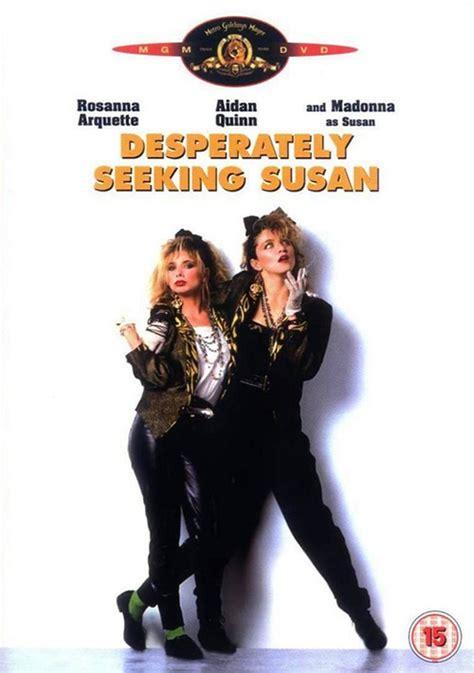desperately seeking susan madonna rosanna arquette