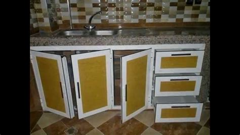 De Cuisine Marocaine Moderne - placards et sous table de cuisines en aluminium