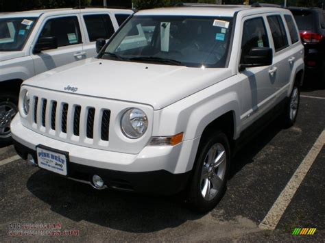 jeep patriot white jeep patriot price modifications pictures moibibiki