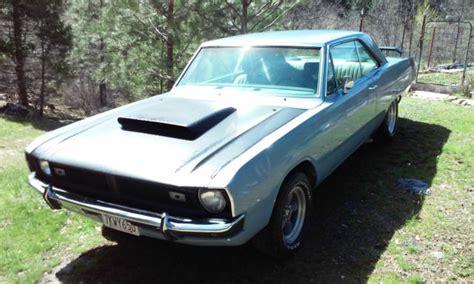 Classic Dodge Dart by 1971 Dodge Dart 440 Mopar Classic Collectable