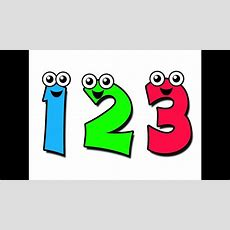 """""""numbers Counting To 10 Collection Vol 1""""  Kids Learn To Count, Baby Toddler Songs, Nursery"""