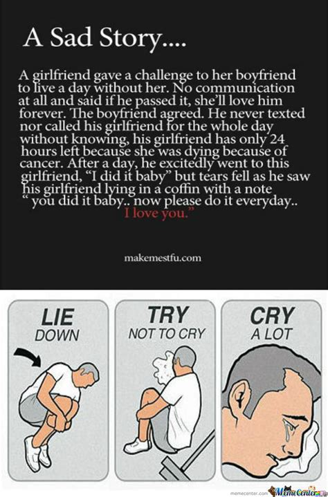 Try Not To Cry Meme - try not to cry by memerandomness meme center