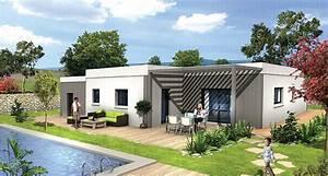 petite maison contemporaine toit plat kirafes With ordinary photo maison toit plat 0 photo de maison design toit plat