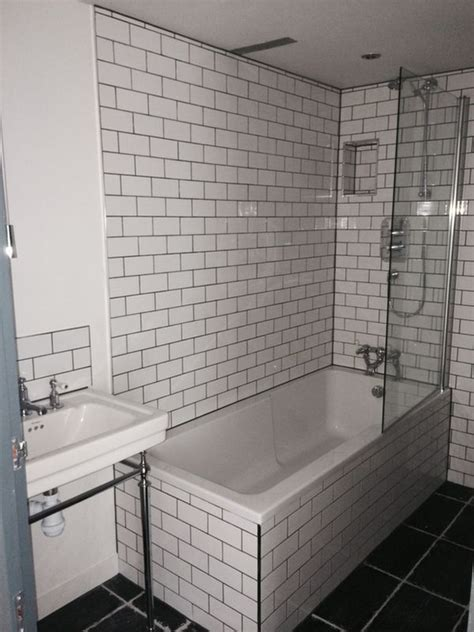 Metro Fliesen Bad by Metro Tiles New Bath For Bathroom Installation In