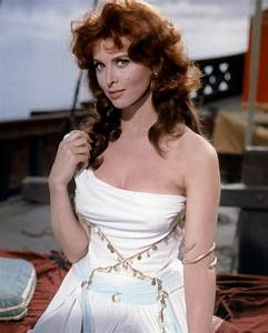 TINA LOUISE SEXY BUSTY WHITE OFF-SHOULDER PHOTO OR POSTER