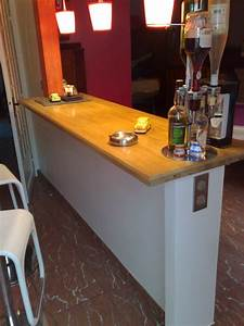 exceptionnel fixation meuble haut cuisine placo 7 With fixation plan de travail cuisine