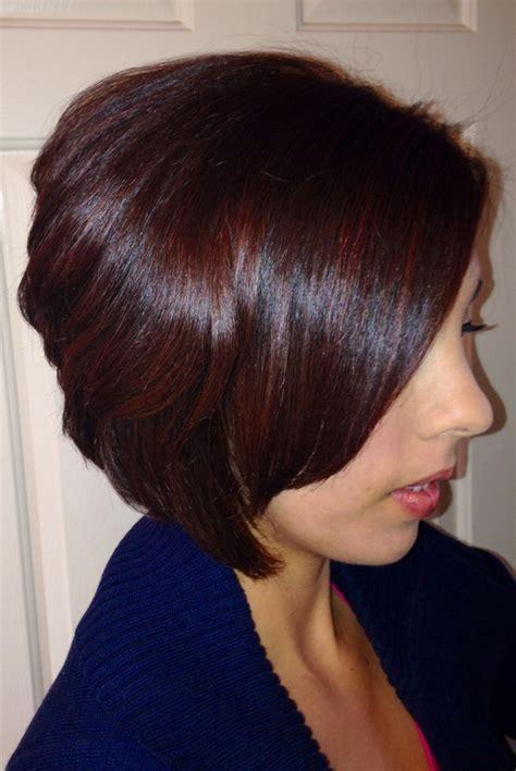 hair color  feria rich mahogany hair pinterest