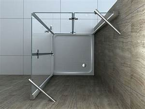 Glastisch 80 X 80 Cm : canto 80 x 80 cm glas dusche duschkabine duschwand duschabtrennung eckeinstieg ebay ~ Bigdaddyawards.com Haus und Dekorationen