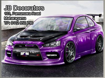 Car Modification Places In Sri Lanka by Car Modification In Sri Lanka Auto Lanka