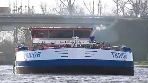 De Trivor Uit Zwijndrecht Vaart Langs #nl Ships40