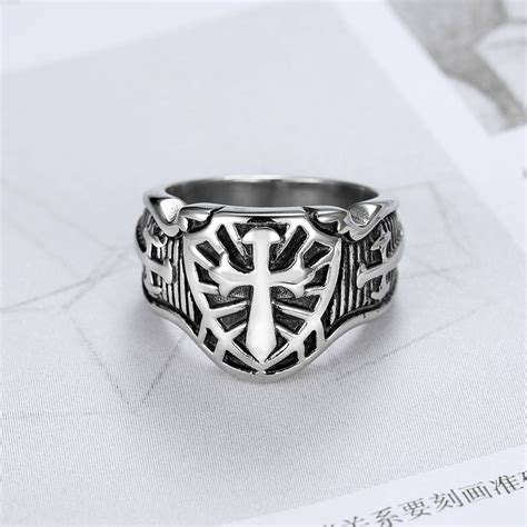 collection  medieval style engagement rings