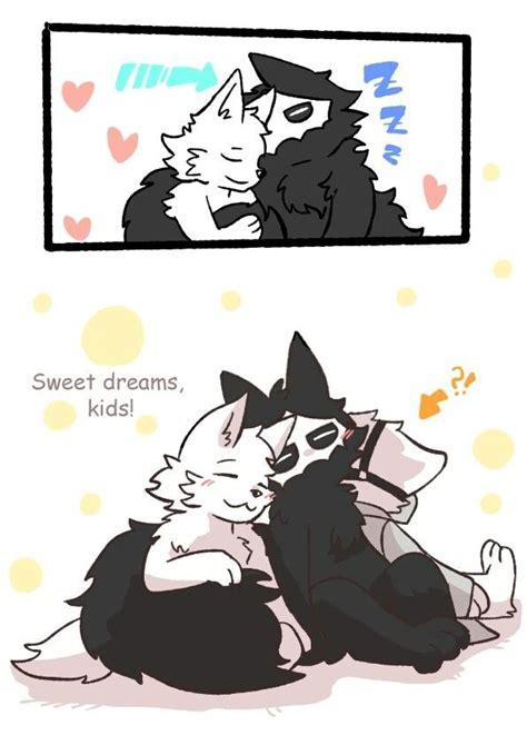 Linxpuro Changed Furry Art Comic
