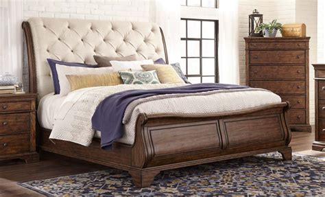 trisha yearwood king upholstered bed bedroom