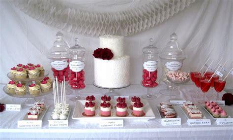wedding dessert ideas dessert table luxury wedding