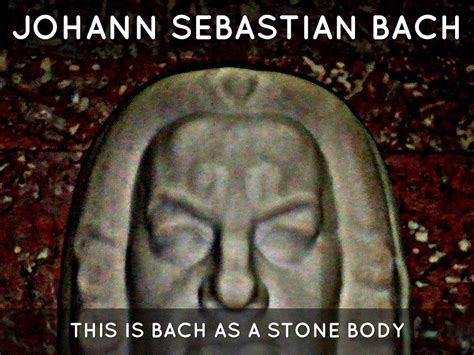 Johann Sebastian Bach By Chase D