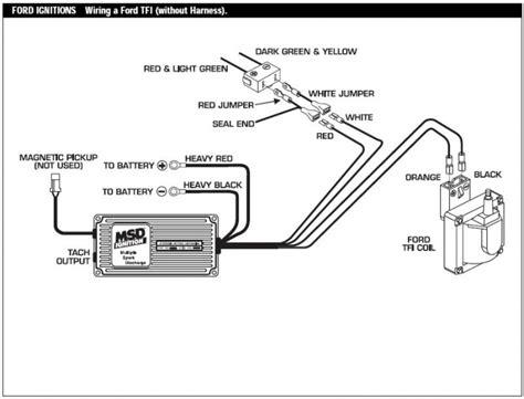 6a Msd Box Wiring Diagram by Help Wiring A Msd 6al Box Ford F150 Forum Community Of