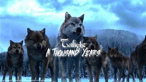 Twilight~A Thousand Years - YouTube