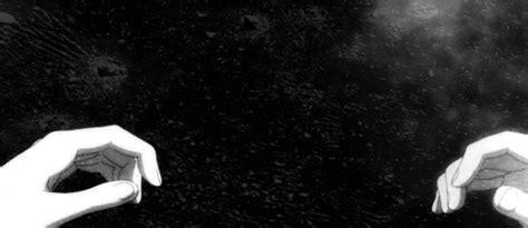 black  white sad anime gif wifflegif