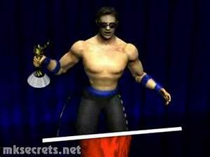 Mortal Kombat 4 - Ending - Johnny Cage - YouTube