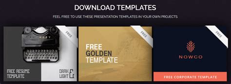 Professional Powerpoint Templates Free Best The Best Free Powerpoint Presentation Templates You Will