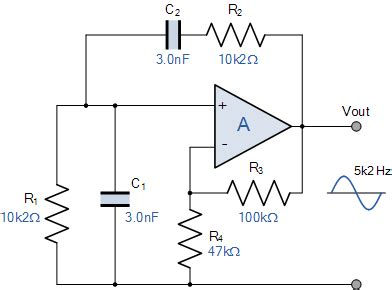 Operational Amplifier Measuring Varying Capacitance