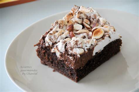 cuisine addict avis gateau au chocolat et meringue brownie chocolat meringue