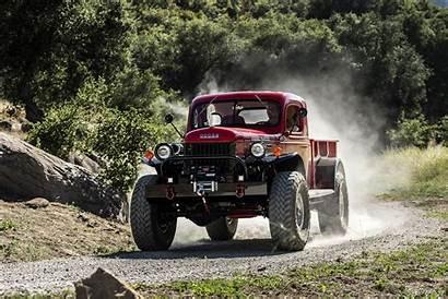 Wagon Power Dodge Legacy Truck Classic Pickup