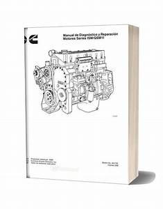 Cummins Ism Qsm11 Series Engine Repair Manual