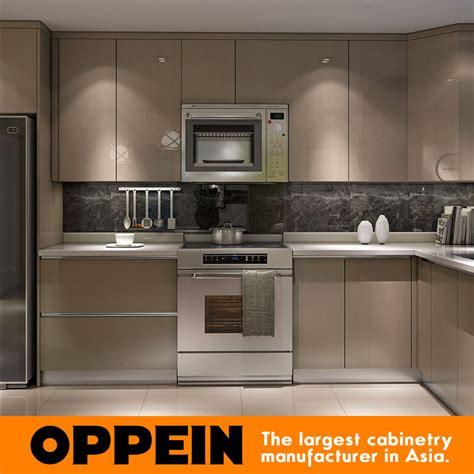 design american project pvc kitchen cabinet