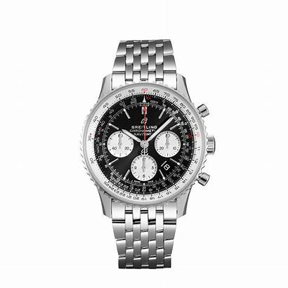 Navitimer Chronograph Breitling B01 Watches Steel Stainless
