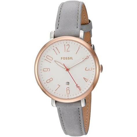 Fossil Es 3741 shop fossil s jacqueline grey leather free