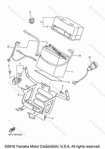 Yamaha Snowmobile 2009 Oem Parts Diagram For Electrical