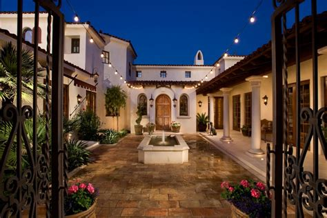 hacienda style house plans ideas house style design wonderful hacienda style house plans