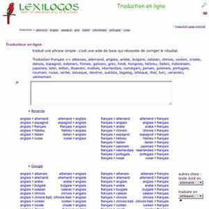 Traduction Francais Latin Gratuit Google : traduction en ligne lexilogos fran ais anglais allemand espagnol italien n erlandais ~ Medecine-chirurgie-esthetiques.com Avis de Voitures