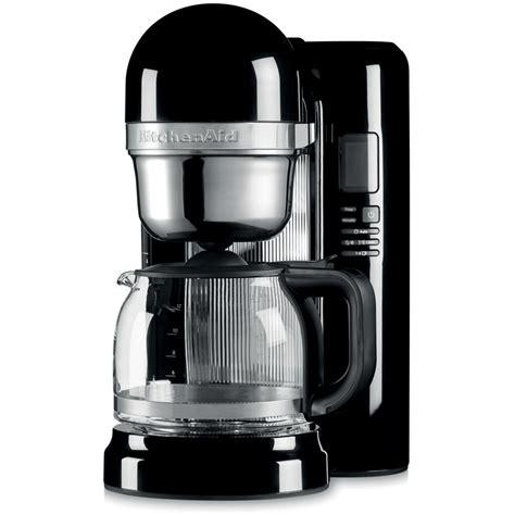 machine à café grande capacité pour collectivités et bureaux cafetière à infusion avec fonctions simplifiées kitchenaid