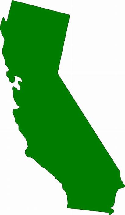 California State Clip Clipart Vector Transparent Map