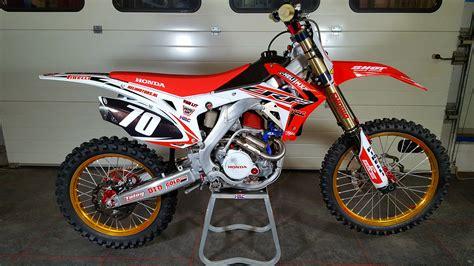 honda crf honda crf 450 2013 2014 motocross silencer