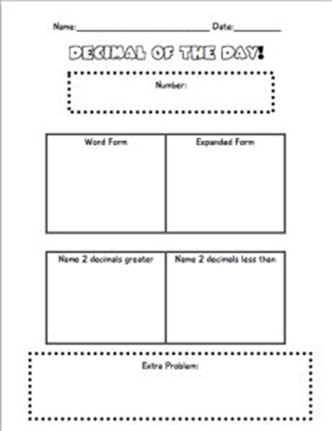 Operations With Decimals Worksheet Pdf  Decimal The Step And Worksheets On Pinterestworksheets