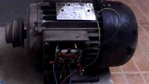 Running 3 Phase Motor 415 Vac On Single Phase 240vac Osama