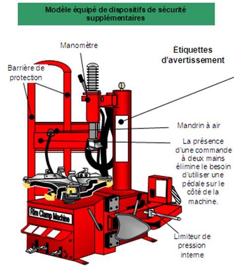 Machine A Monter Les Pneus by Machines 224 Monter Les Pneus Minist 232 Re Du Travail De L Ontario